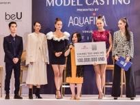 Bà Trang Lê - Chủ tịch 'Aquafina Tuần lễ thời trang quốc tế Việt Nam' kêu gọi quyên góp cho đồng bào miền Trung