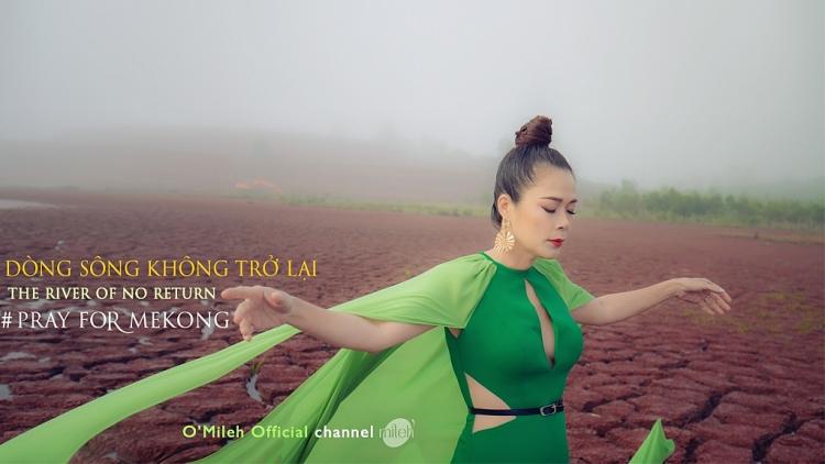 my le thuc hien mv cho dong song khong tro lai sau 20 nam
