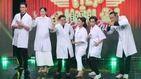 Việt Hương, Nam Em, Thuận Nguyễn, Tuấn Dũng vướng… tình tay bốn trong 'Tiếp chiêu đi chờ chi'