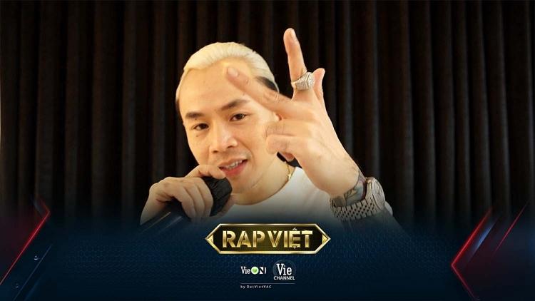 JustaTee hào hứng với bộ râu mới của Trấn Thành, Binz phát hiện sự khác biệt của Karik tại 'Rap Việt' mùa 2