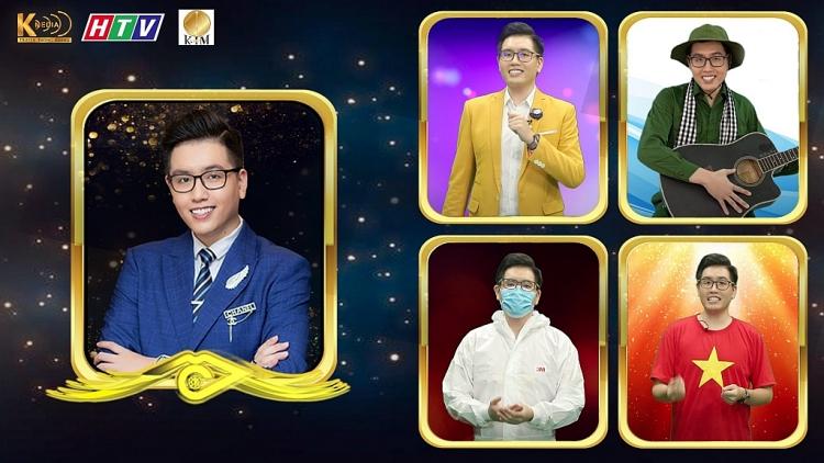 'Én vàng 2021': Nam Linh khoe giọng hát với nhạc Cách mạng trong chặng đua về đích