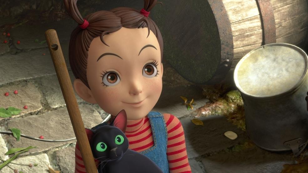 Công bố phim 'Earwig và phù thủy', Netflix mở rộng danh mục phim Studio Ghibli được giới phê bình đánh giá cao