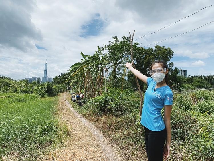 Hoa hậu Đỗ Hà cứu trợ lương thực cho người khuyết tật, người già neo đơn