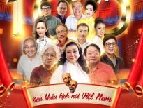 Sân khấu kịch nói Việt Nam kỷ niệm 100 năm với chương trình 'Tọa đàm nghệ thuật'