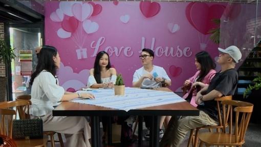 'Love house - Ngôi nhà chung' mùa 16 vừa lên sóng đã kịch tính với chuyện tình tay ba
