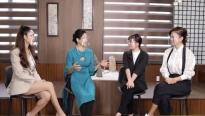 'Vinawoman – Bản lĩnh Việt Nam': MC Quỳnh Hoa, bác sĩ Anh Thơ cùng Á hậu Hoàng My, Á hậu Mâu Thủy nghẹn ngào kể chuyện làm tuyến đầu chống dịch