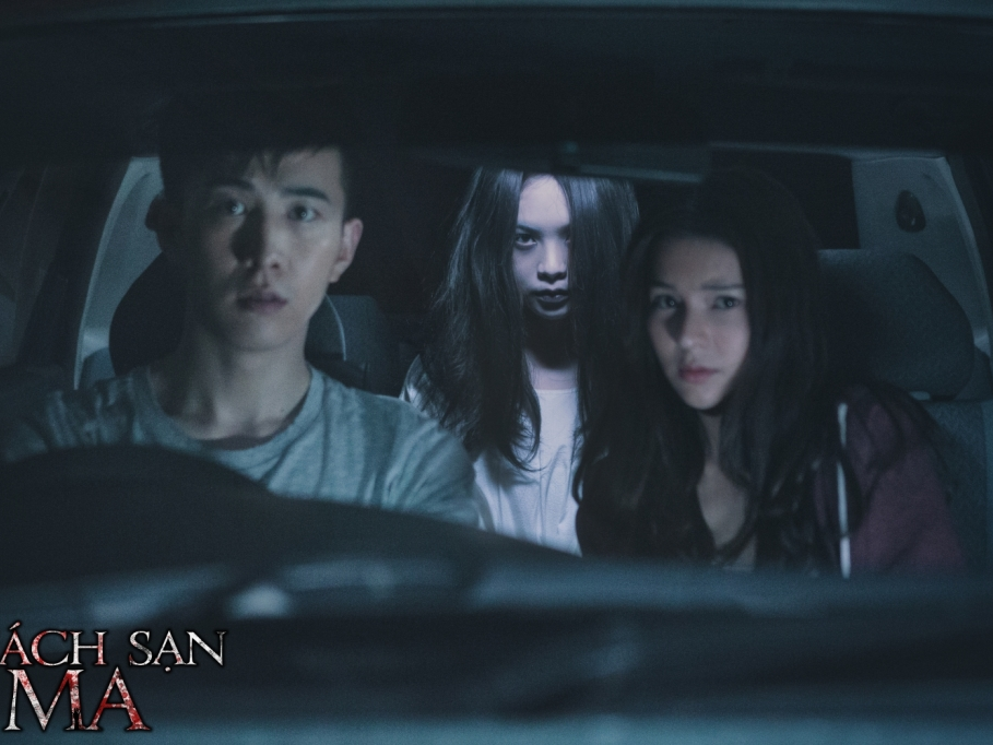 Phim ma 'đa quốc gia' với bối cảnh ngôi nhà bị ám ngoài đời thật
