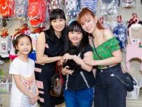 Á quân Bích Ngọc vui mừng với món quà của HLV Thu Thủy và mẹ Trang Nhung