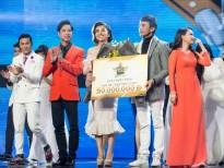 'Lột xác' ngoạn mục, Tiêu Châu Như Quỳnh giành chiến thắng đầu tiên tại 'Cặp đôi hoàn hảo'
