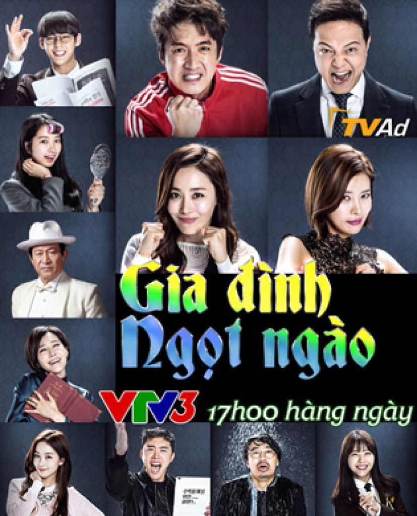 gia dinh ngot ngao buc tranh muon mau ve cuoc song gia dinh