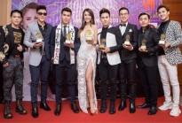 Nguyên Vũ, Nam Phong, Mai Thu Huyền tỏa sáng trên ghế nóng 'Hoa hậu Việt Nam toàn thế giới 2018'