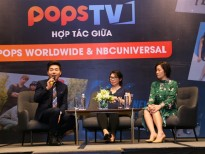 pops worldwide ra mat trang video giai tri pops tv va hop tac chien luoc voi nbcuniversal