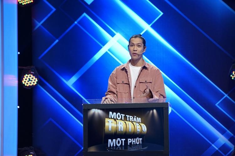 ly phuong chau lan thu 2 chien thang giai thuong cao nhat 20 trieu dong cua 100 trieu 1 phut