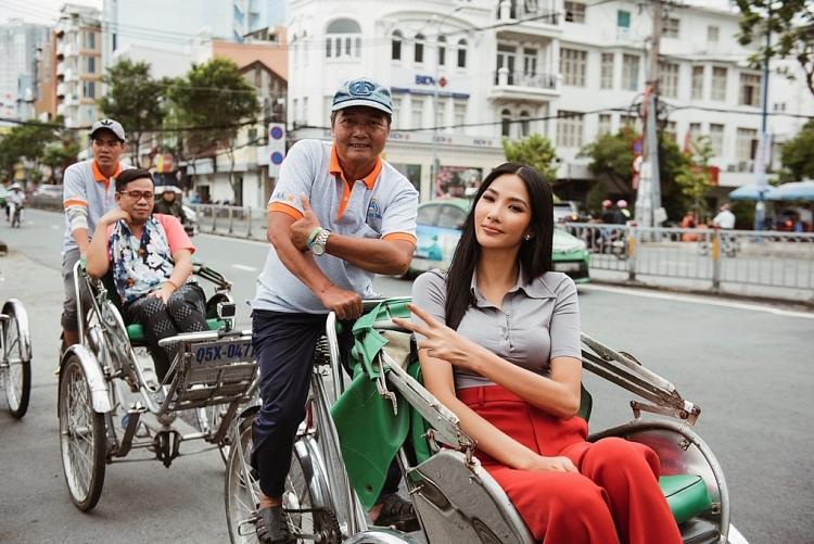 road to miss universe 2019 tap 3 hoang thuy gioi thieu sai gon voi thay nguoi philippines