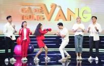 S.T Sơn Thạch lộ bàn tay thốitại gameshow 'Gà đẻ trứng vàng'