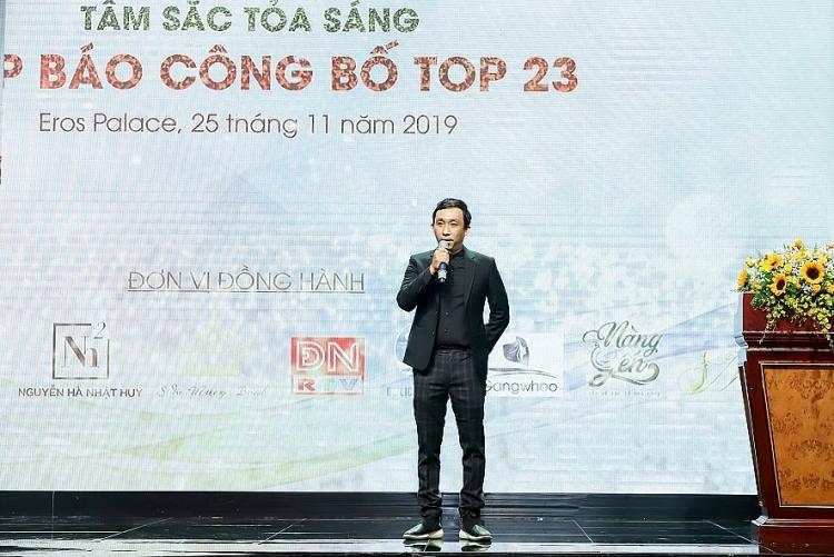 anh thu chung to dang cap sieu mau 20 nam nghe tai hop bao cong bo top 23 hoa khoi du lich dong nai 2019