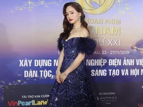 lan phuong long lay nhu cong chua tren tham do lhpvn lan thu 21