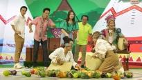 'Thiên đường ẩm thực': Dàn nghệ sĩ 'há hốc miệng'ngạc nhiêntrước sự thông thái của Kha Ly
