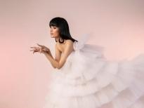 Trương Thị May cuốn hút với phong cách 'thiên thần áo trắng' trong BST váy cưới