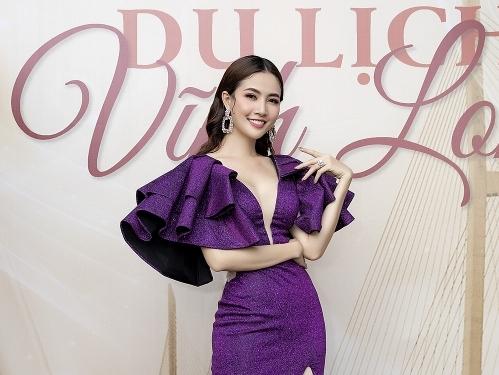 Hoa hậu Phan Thị Mơ làmgiám khảo'Nét đẹp du lịch Vĩnh Long'