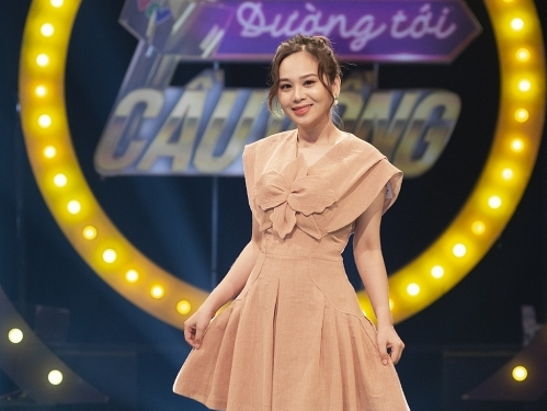 Tuyết Ngân - Nữ MC đại diện miền Nam duy nhất lọt top 4 'Đường tới cầu vồng 2020'
