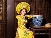 Hoa khôi Khánh My đội mấn khổng lồ quyền lực, làm nàng thơ cho NTK Tommy Nguyễn