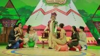 'Thiên đường ẩm thực': Minh Tú siêu lầy khiến ai nấy cũng phải 'bó tay' đầu hàng