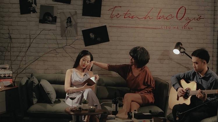 Trác Thúy Miêu và MC Liêu Hà Trinh bàn luận về tuýp đàn ông yếu đuối