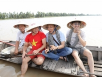 'Ký ức vui vẻ' trở lại bằng chuyến ghi hình đặc biệt tại miền Tây