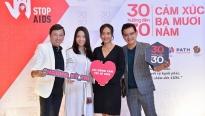 Đông đảo văn nghệ sĩ đồng hành cùng chiến dịch'Cảm xúc 30 năm'