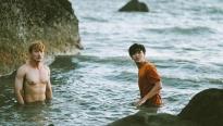 'Ước hẹn làng chài' tập 2:Dược sĩ Tiến khoe body 6 múi giữa biển