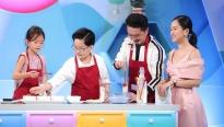 'Cả nhà thương nhau': Lâm Vỹ Dạ bị thuyết phục bởi màn 'bắn' rap cực đỉnh của bé Chíp Hồng Long