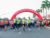Nam vương Cao Xuân Tài, Hoa hậu Tường Vy làm Đại sứ 'Giải việt dã sinh viên TP.HCM'