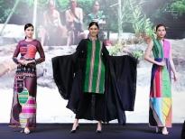 Lễ hội Văn hóa thổ cẩm Việt Nam lần II năm 2020: Điểm nhấn Fashion show 'Hương rừng sắc núi'
