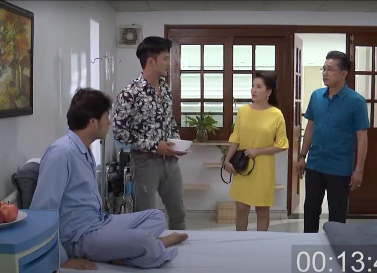 ngoc trinh cua mui ngo gai quay tro lai man anh nho voi series phim xin chao hanh phuc