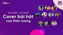 Cover các ca khúc 'đỉnh nhất' 2020 xuất hiện trên trang nhạc Zing MP3