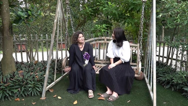 NSND Thanh Hoa tiết lộ cách 'giữ lửa' hôn nhân với chồng suốt gần 40 năm