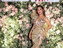Minh Tuyết lần đầu tiên xuất hiện tại 'Hoa hậu Việt Nam'