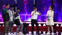 'Siêu bất ngờ': Trường Giang 'bật công tắc' làm rapper, 'độc chiến' với team Wowy