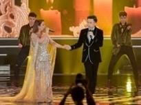 Dương Triệu Vũ - Minh Tuyết song ca cực tình cảm trên sân khấu 'Hoa hậu Việt Nam'