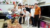 Sao Việt mừng tân gia nhà mới ca sĩ Hồ Việt Trung