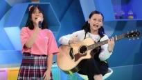 'Cả nhà thương nhau': Bào Ngư, Hà Mi cover hit của ca sĩTrúc Nhân