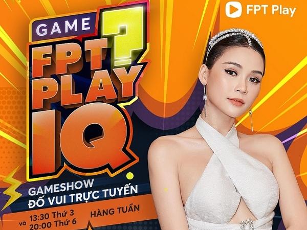 fpt play iq gameshow tuong tac truc tuyen trai nghiem moi cho nguoi choi