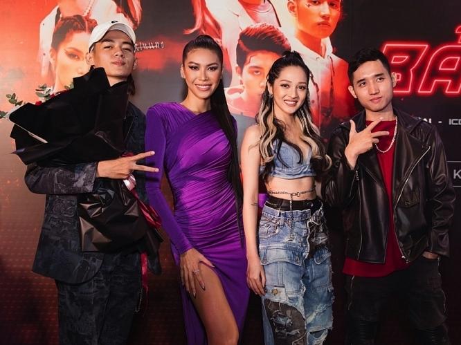 Minh Tú xuất hiện đầy quyến rũ ra mắt MV, lần đầu tiên 'lấn sân'sangRap