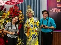 Nhà báo – đạo diễn Thanh Hiệp xúc động khi gặp lại NSND Đinh Bằng Phi