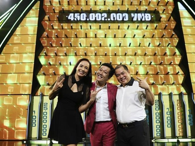 Thắng gần nửa tỷ, Minh Khang - Thúy Hạnh ủng hộ trẻ em nghèo miền Trung