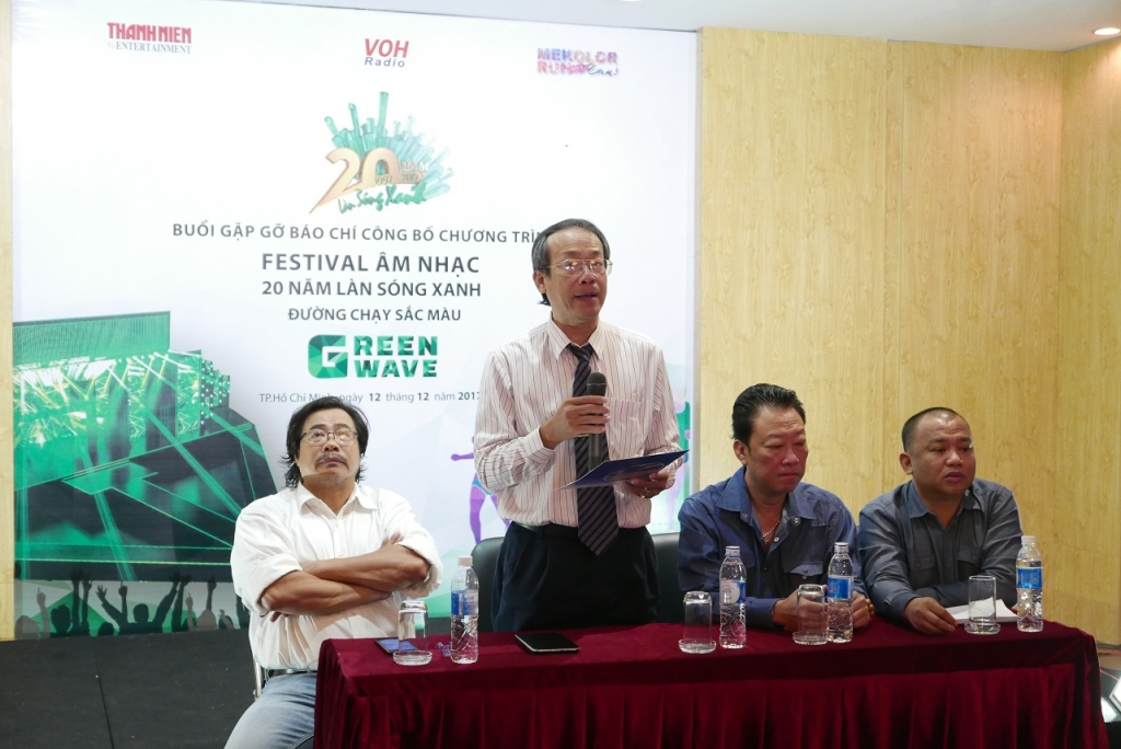 festival am nhac 20 nam lan song xanh huong den quy danh cho nghe si neo don benh tat
