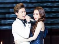 Hoa hậu Hoàng Kim chào sân ấn tượng khi song ca cùng Erik tại 'Cặp đôi hoàn hảo'
