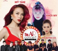 the ar concert connecting art lan dau mang cong nghe ar den tp ho chi minh