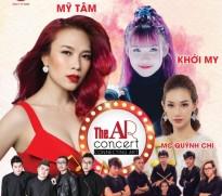 The AR Concert - Connecting Art lần đầu mang công nghệ AR đến TP Hồ Chí Minh